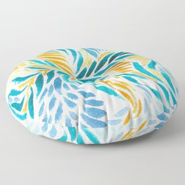 Branching out Floor Pillow
