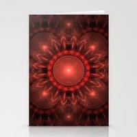 solar system Stationery Cards featuring Solar System by Brian Raggatt