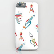 Abstracted Rockets iPhone 6s Slim Case