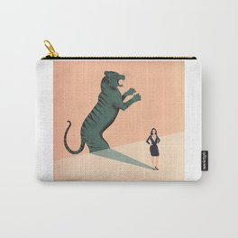 Business Woman Carry-All Pouch