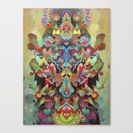 Dæmon [treatment 2] Canvas Print