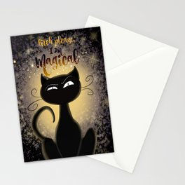 'Bitch please, I am Magical' Stationery Cards