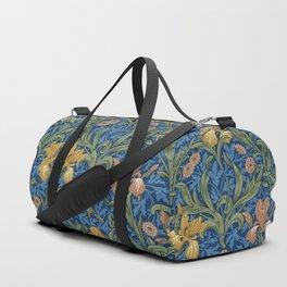 William Morris Flowers Duffle Bag