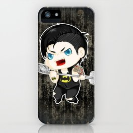 Master of Growls iPhone Case