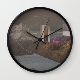 atmosphere 12 · Point of Entry Wall Clock
