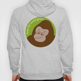 Keep the Forest Green Hoody