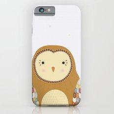 Autumn the Owl Slim Case iPhone 6s