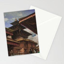 Architecture of Kathmandu City 002 Stationery Cards