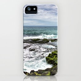 View From Secret Beach iPhone Case