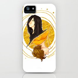 The Shadow of a Broken Dream iPhone Case