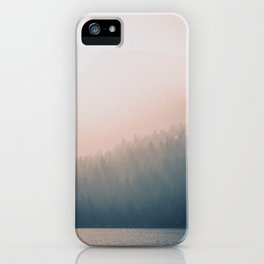 Golden Lake iPhone Case