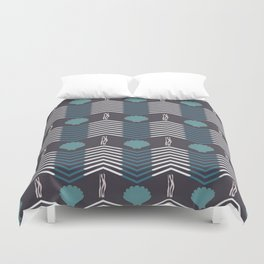 Complicity Duvet Cover