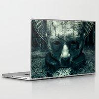 prometheus Laptop & iPad Skins featuring Prometheus by dracorubio