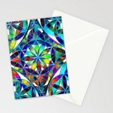 Flower of Life variation #2 Stationery Cards