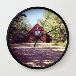 Road to Reconciliation Wall Clock