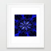 shining Framed Art Prints featuring Shining... by Cherie DeBevoise