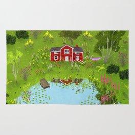 dream house Rug