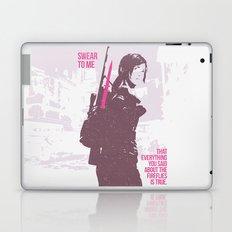 Swear to me... Laptop & iPad Skin