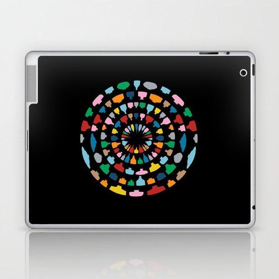 Wine O'Clock Laptop & iPad Skin
