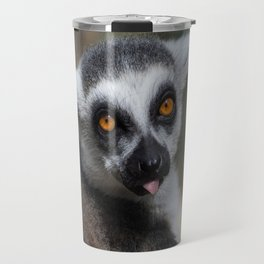 Ring Tailed Lemur Travel Mug