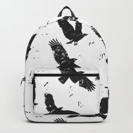 Flying Feathers Backpack