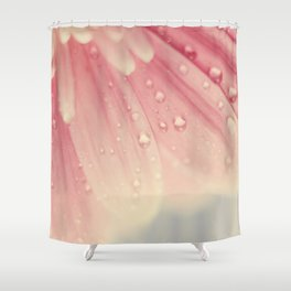 baby pink Shower Curtain