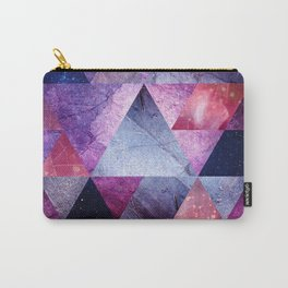Abstract Space Carry-All Pouch