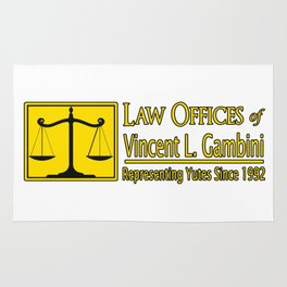 Law Offices of Vincent L Gambini Rug
