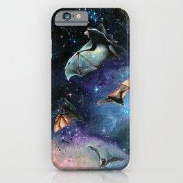 Scream of a Great Bat iPhone Case