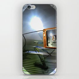 Cable TV iPhone Skin