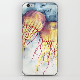 Shock Therapy/Jelly Fish iPhone Skin