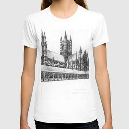 Lincoln Cathedral T-shirt