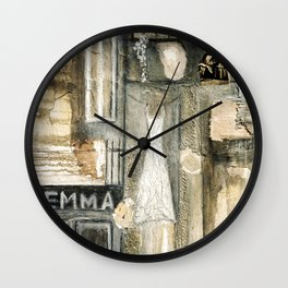 Nostalgie Wall Clock