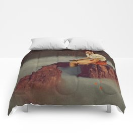 Only Hope Up Here Comforters
