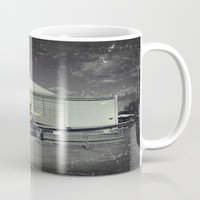 mustang Mugs featuring Mustang by Jorgenson Art Syndicate