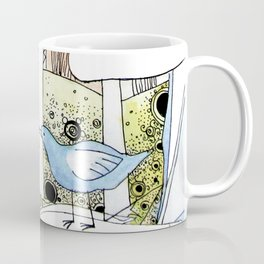 Spring-love-bird-arms-sheandhim Coffee Mug