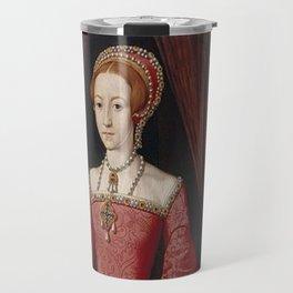 The Virgin Queen when a Princess Travel Mug