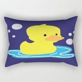Duckie Rectangular Pillow