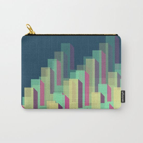Blocks&Layers Carry-All Pouch