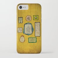 frames iPhone & iPod Cases featuring Frames by Duru Eksioglu