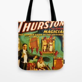 Thurston The Great Magician - Egypt Tote Bag