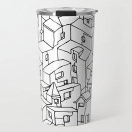 Endless City Travel Mug