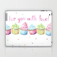For You with Love Laptop & iPad Skin