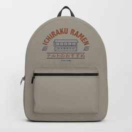 Ichiraku Ramen Backpack