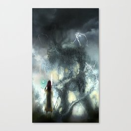 child of light Canvas Print