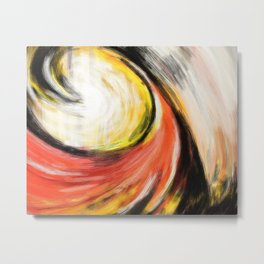 My Wave - Abstract Metal Print