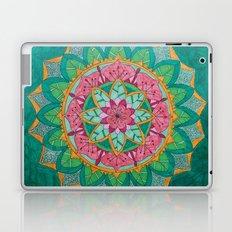 Pink Flower Mandala Laptop & iPad Skin
