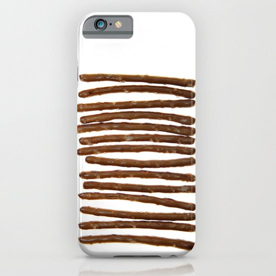 Pretzel Stix Lineup iPhone & iPod Case