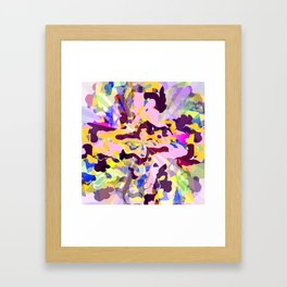 Mountain Peak Framed Art Print