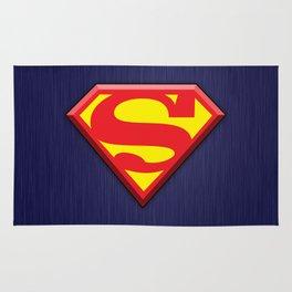 Super Hero Super Man Rug